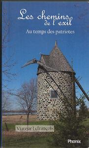 """Livres de Viateur Lefrançois """"Les chemins...."""" St. John's Newfoundland image 2"""