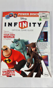 Disney Infinity Prima Official Game Guide Paperback Book