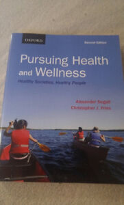 Pursuing Health and Wellness, Edition 2