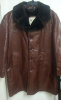 original leather jacket / coat