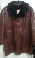 original leather jacket / coat