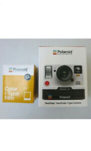 Polaroid OneStep i-Type Instant Camera w/ 4 packs of Color Film