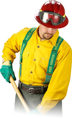 Wildland Firefighter Suspenders