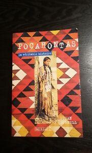 Pocahontas, La véritable histoire