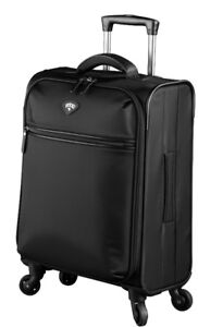 4 Wheels Expandable Suitcase Set (2 Piece) - By JUMP From France