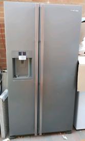 Samsung American Fridge Freezer with water & ice dispenser