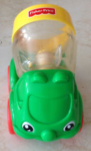 1999 FISHER PRICE # 71333 HAPPY CEMENT MIXER GREEN RATTLE Gatineau Ottawa / Gatineau Area image 4