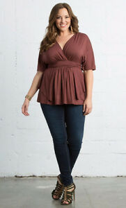 Trendy Plus Size Clothing - TAKE 15% OFF! Sizes 0X-6X