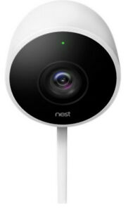 NEST CAM OUTDOOR SECURITY CAMERA ****new in box ***