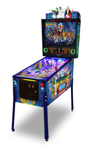 Monster Bash Pinball Machine - New In Box from Nitro!