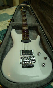 $800.00 Firm - Ibanez JS140, Electric Guitar /w Hard Shell Case