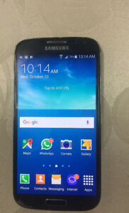 Samsung Galaxy S4 16GB $50 working