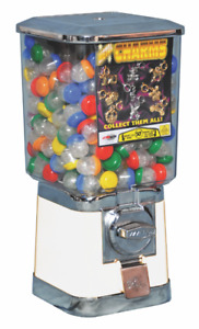 Square Gumball Machine by Beaver