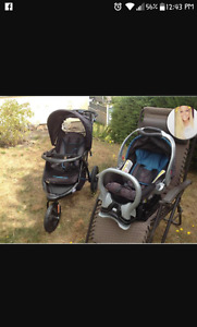 Baby trend expedition clx travel system