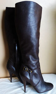 ALDO Tall Leather Boot