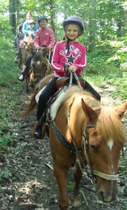 Horseback Summer Camp