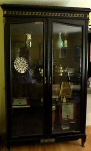 STUNNING French Empire Armoire - LETTING IT GO ! Kingston Kingston Area image 1
