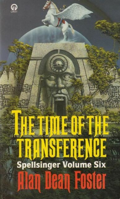 The Time of the Transference : Alan Dean Foster