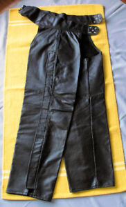 Classic Motorcycle Chaps