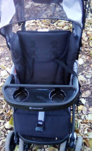 SIT N' STAND STROLLER used only 3times in 2 weeks