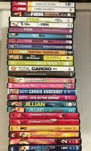 26 Workout DVDs—Yoga, Cardio, Strength, Dance, Boxing
