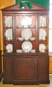 DUNCAN PHYFE CHINA CABINET- g