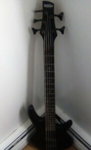 5-String Ibanez Bass