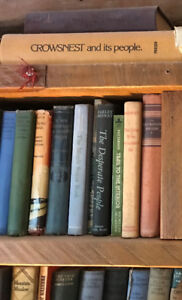 Assorted Old Rare Books 2 SOLD