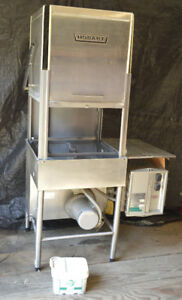 Used Hobart AM 12 commercial dishwasher