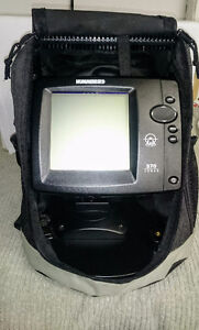 Humminbird kijiji free classifieds in ontario find a for Humminbird portable fish finder