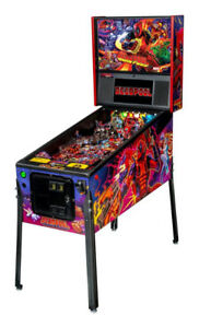 DEADPOOL PINBALL IN STOCK AT NITRO! AUTHORIZED DISTRIBUTOR!