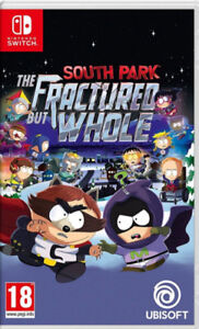 Jeu South Park: The Fractured but Whole Nintendo Switch Game