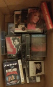 """23 Music Cassettes """"Old School""""Pick-up in Newmarket+++++++++++"""