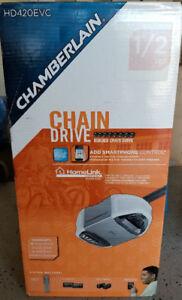 Chamberlain Garage door opener new in box