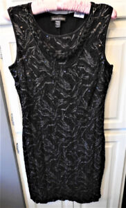 CLASSY LITTLE BLACK DRESS.  NEVER WORN!