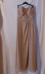 Robe longue  long gown
