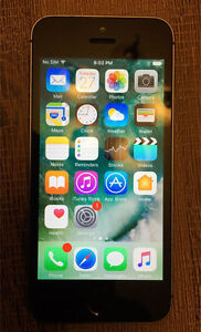 iPhone 5s 16gb Rogers - under Warranty
