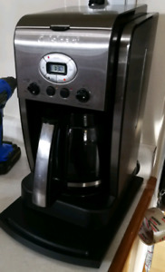 Cuisinart Stainless Steel Programmable Coffee Maker