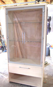 Modern Display Cabinet Hutch
