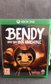 Xbox One Bendy and the ink machine game