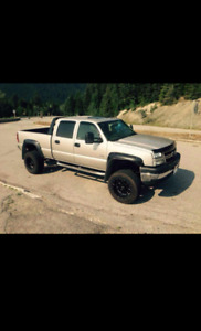 Fully loaded 2006 lbz Duramax