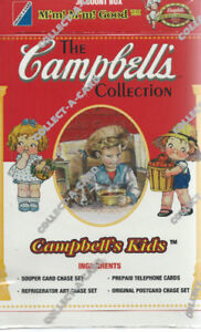 Campbell's Collection Card Set