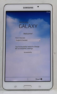 "Samsung Galaxy Tab 4 SM-T230NU 7.0"" 8 GB Android Tablet"