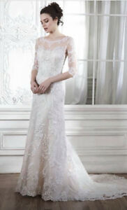 Beautiful Maggie Sottero Wedding dress