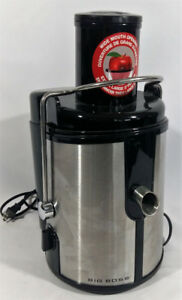 Big Boss 700W Juicer, 18,000 RPM Wide Mouth, Vegetable n Fruit