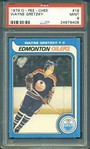 GRETZKY OPC PSA 9 CARD WANTED