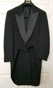 Classy Tuxedo Suit--New--In the Best Condition
