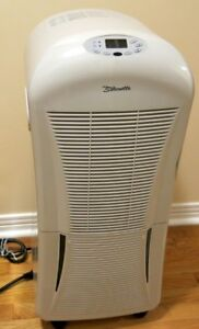 DANBY Model DDR583R-5 dehumidifier for parts or repairs