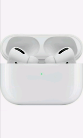 Airpods Pro new haven't been used yet good for the ears