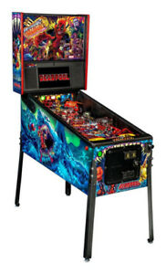 DEADPOOL PINBALL - BUY FROM NITRO / AUTHORIZED DISTRIBUTOR